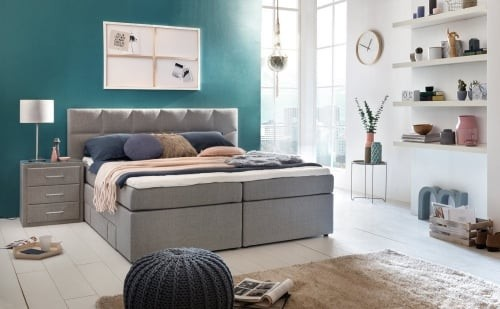 GMK Home and Living Boxspringbett Aivi 9