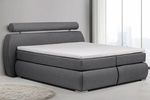 "Boxspringbett Chesterfield ""Perris"" 21"