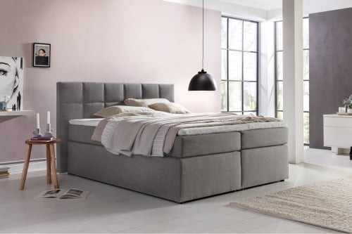 "Boxspringbett Chesterfield ""Perris"" 20"