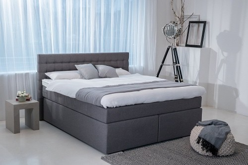 "Boxspringbett Chesterfield ""Perris"" 17"