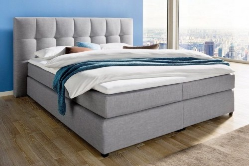 "Boxspringbett Chesterfield ""Perris"" 16"