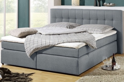 "Boxspringbett Chesterfield ""Perris"" 15"