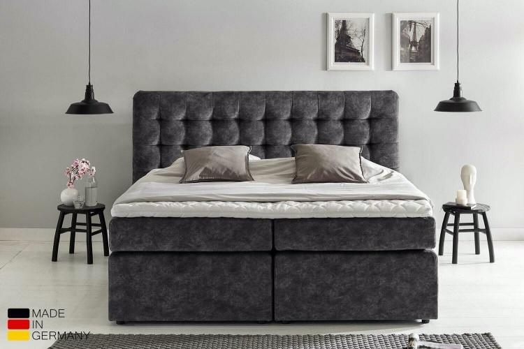 "Boxspringbett Chesterfield ""Perris"" 5"
