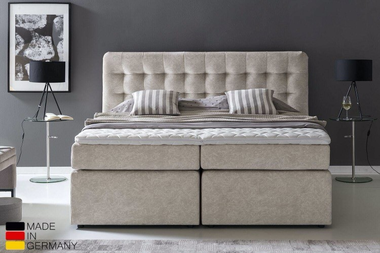 "Boxspringbett Chesterfield ""Perris"" 6"