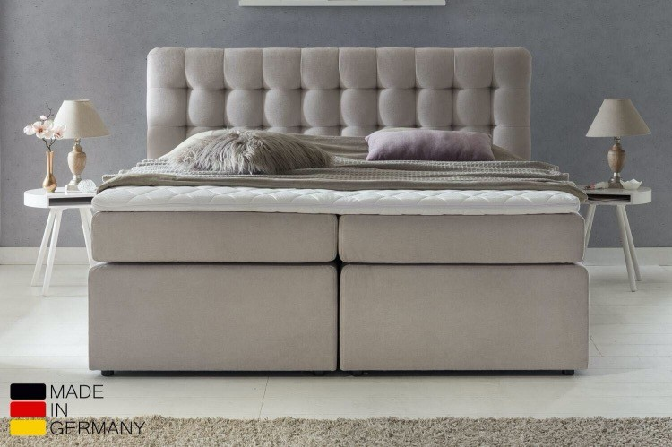 "Boxspringbett Chesterfield ""Perris"" 4"