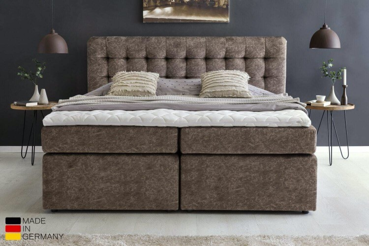 "Boxspringbett Chesterfield ""Perris"" 7"