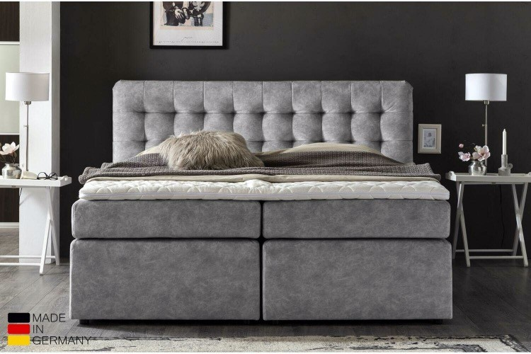 "Boxspringbett Chesterfield ""Perris"" 8"